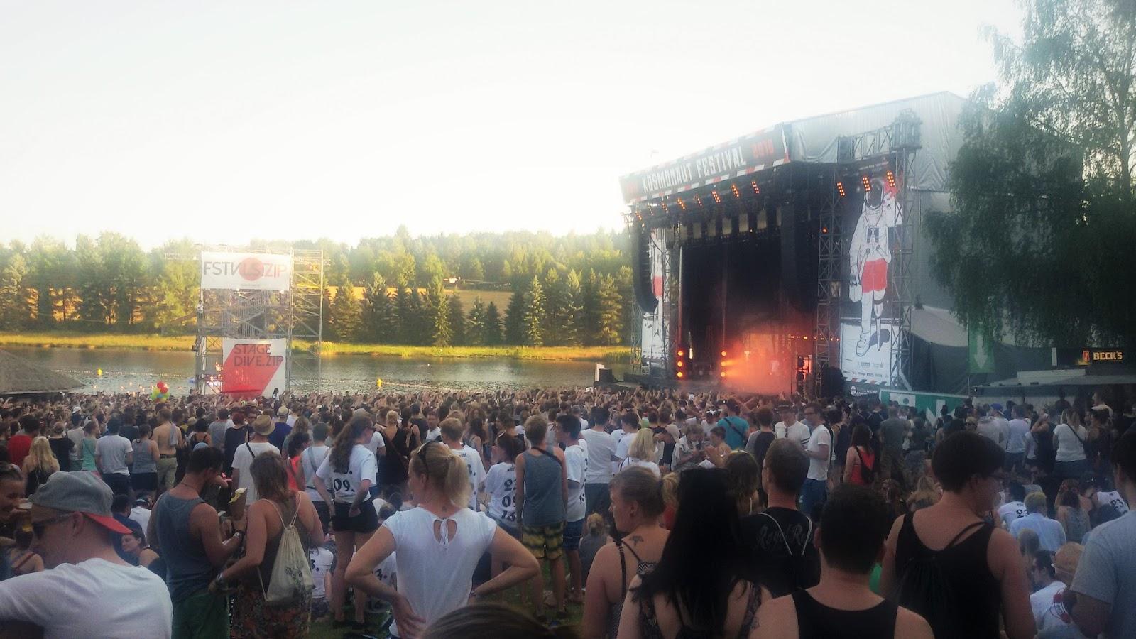 Festivalsommer #2: Kosmonaut Festival 2016 – Tag 1