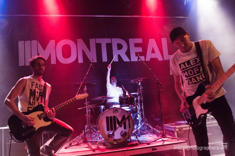 Die Nacht zum Tag gemacht mit Montreal