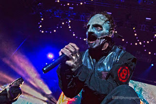 """Unleash Hell"" – Slipknot in der Münchener Olympiahalle"
