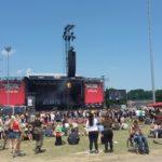 Der Hitzefreitag – Rock im Park #1