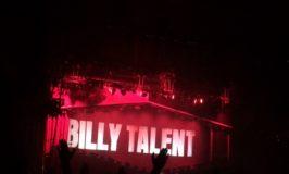 Billy Talent in Dortmund – Tausend Punkte auf der Sympathieskala