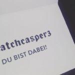Catch Casper 3 – geheime Briefbotschaften