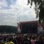 Kosmonaut Festival 2018 – Die erste Bandwelle