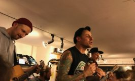 Donots – Acoustic-Gig bei Green Hell Records + Interview mit Ingo