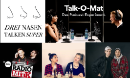 TOP 5 – Podcast-Liebe Teil I